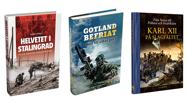 Pennan & Svärdet. tidskrift för svenskt militärhistoriskt
